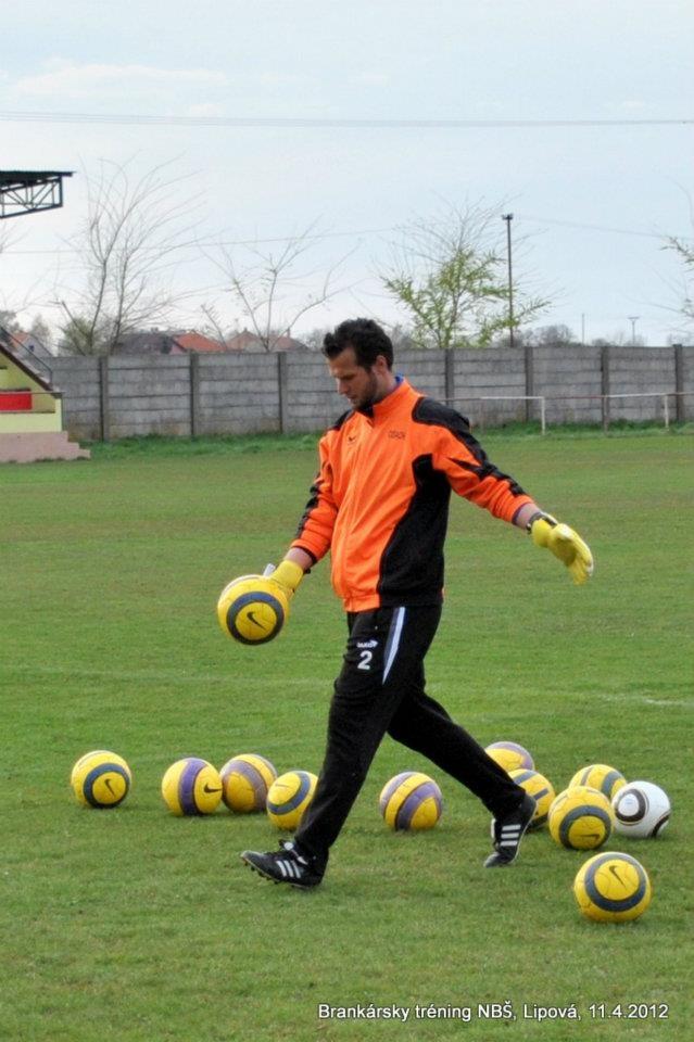Keepersport Academy - Mgr. Mesaros Igor (Goalkeeper Trainer FC Nitra, Keepersport Academy)