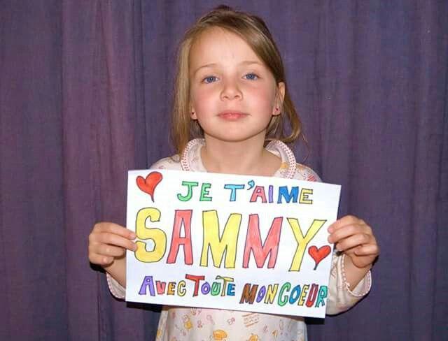 French Sammy soldier