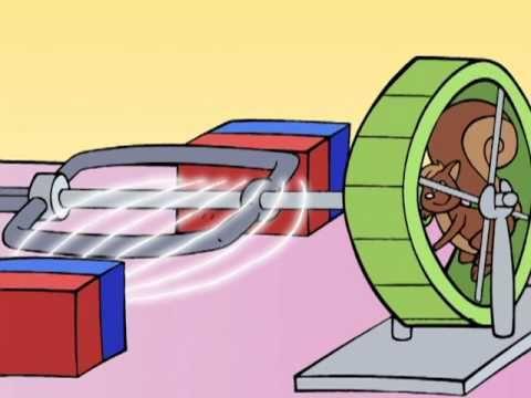Une minute de science, s.v.p.! : L'électricité - YouTube