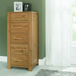 Kendal Oak 5 Drawer Tall Chest http://solidwoodfurniture.co/product-details-oak-furnitures-4076-kendal-oak-drawer-tall-chest.html