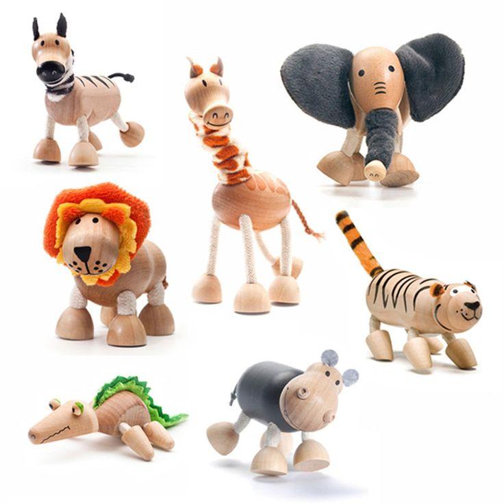 anaMalz Zoo Animals Collection