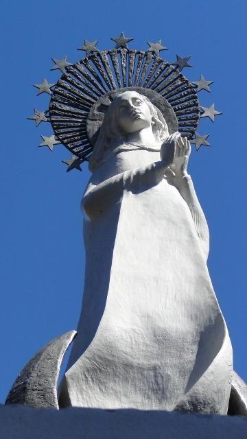 Miles de Fieles peregrinarán al cerro La Virgen