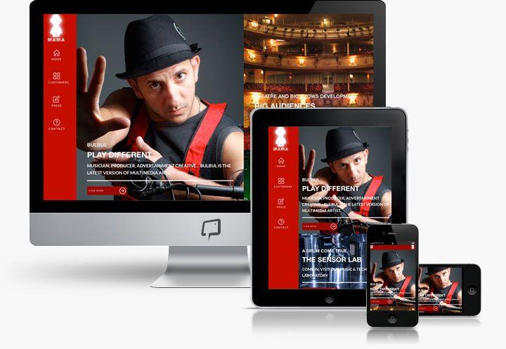 http://www.basicum.es/portfolio-item/diseno-web-musicos-bulbul/ Diseño web para músico percusionista BULBUL creado por Basicum.es