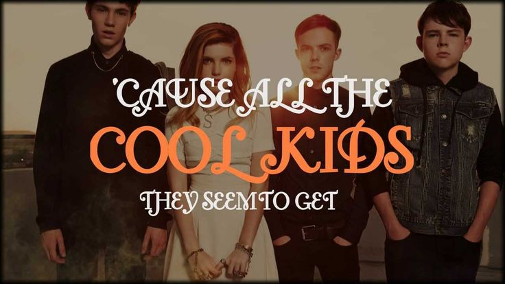 17 Best Ideas About Echosmith Cool Kids On Pinterest