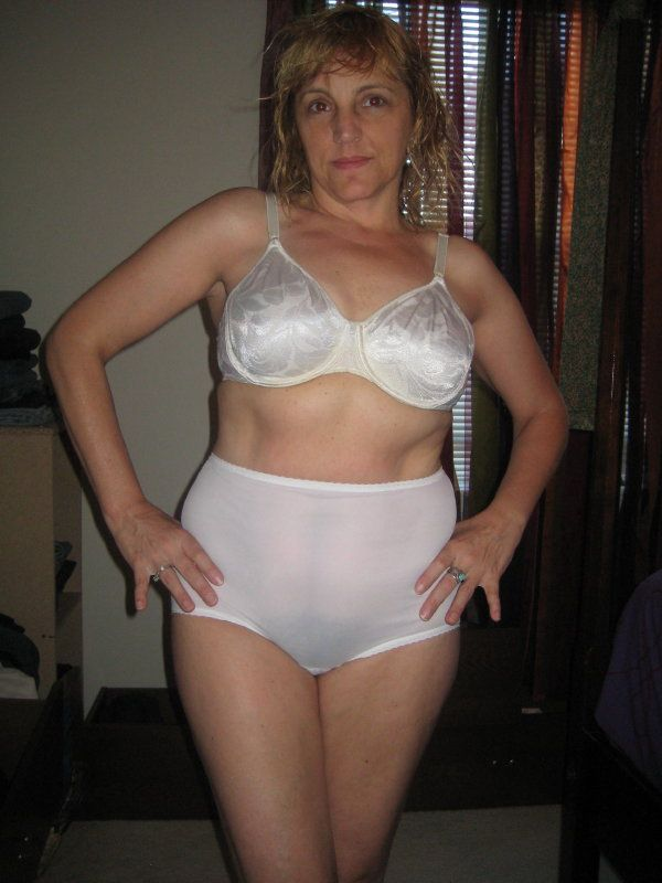 Old Mature In Panties