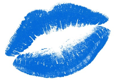 November is Pulmonary Hypertension Awareness Month. Blue lips represent the blueish color we get when we don't have enough oxygen in our body