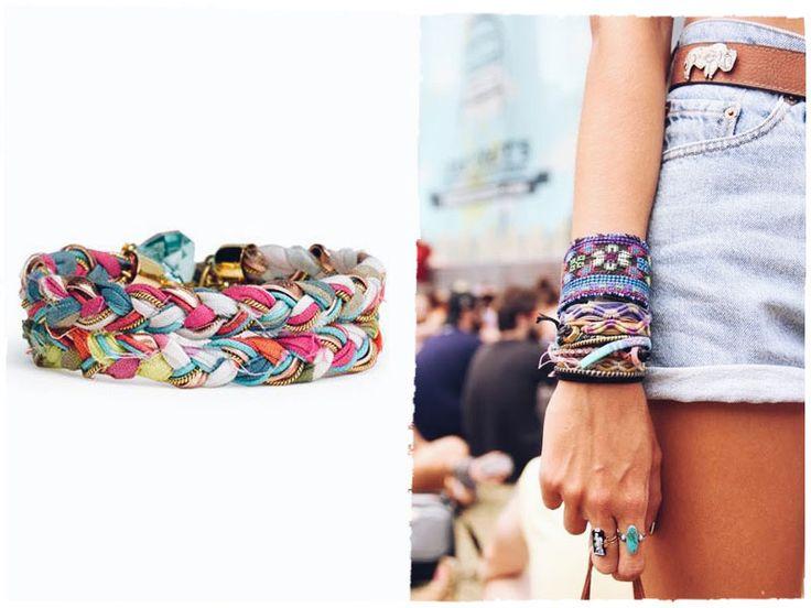 """Inspiration: Baubles - friendship bracelets!  / Club """"Inhabitant"""", www.minchanka.by"""