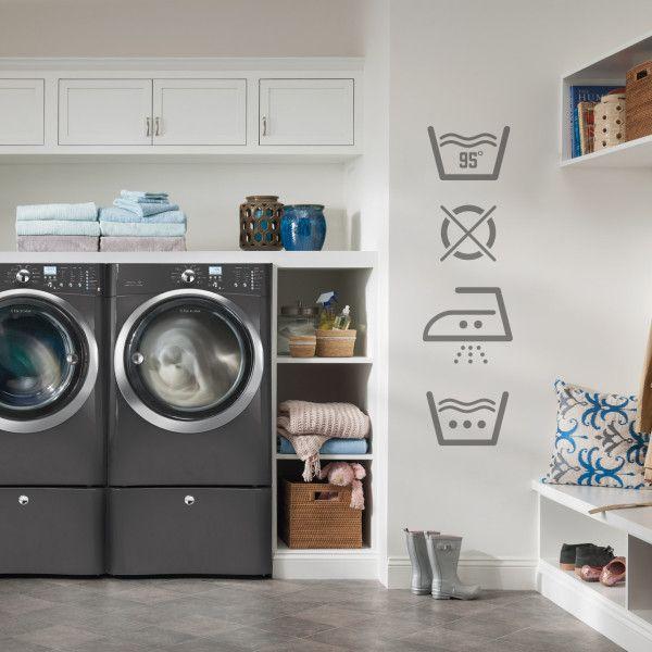 Die Besten 25+ Waschmaschine Trockner Schrank Ideen Auf