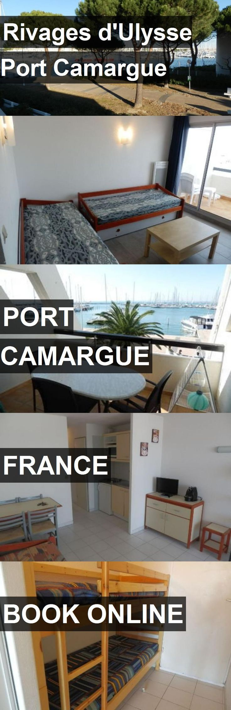Hotel Rivages d'Ulysse Port Camargue in Port Camargue, France. For more information, photos, reviews and best prices please follow the link. #France #PortCamargue #travel #vacation #hotel