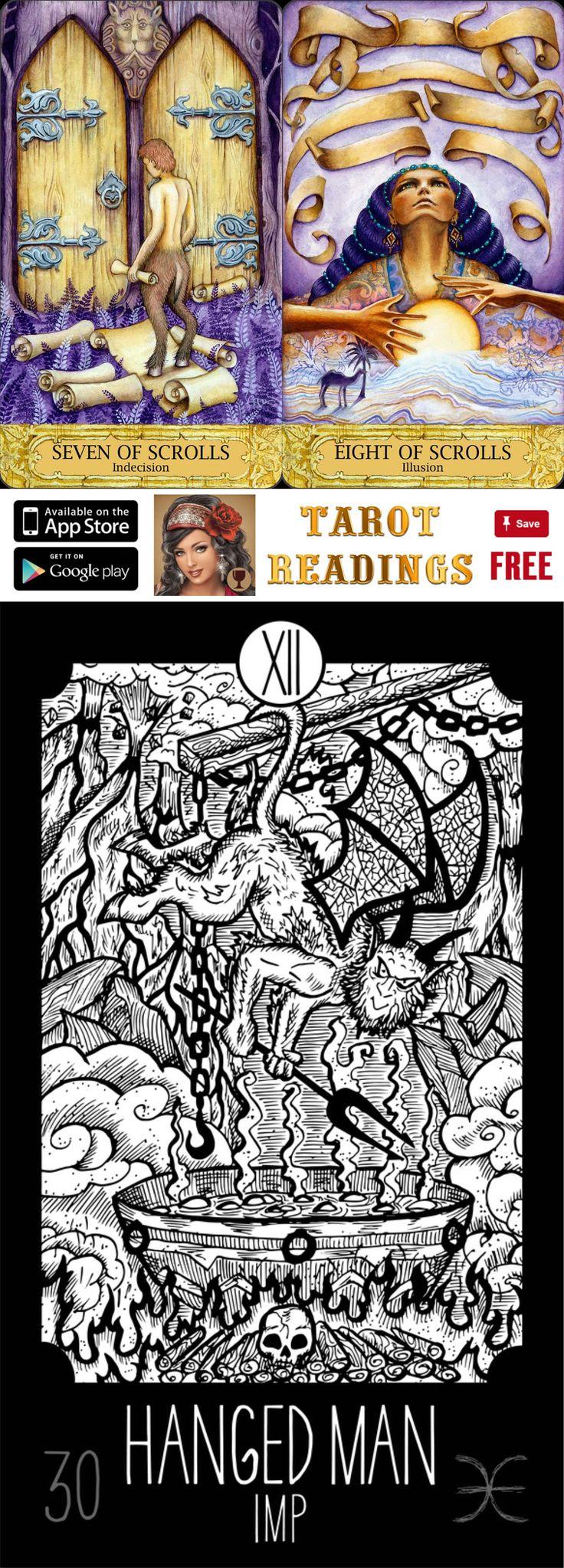 Best 25+ Free Tarot Ideas On Pinterest