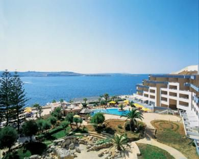 Dolmen Resort Hotel - St Pauls Bay