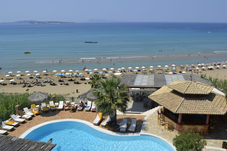 Delfino Blu is anxiously waiting to delight you with an unforgettable #summer #holiday! #Corfu