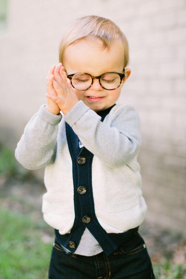 Jonas in his namesake Jonas Paul Eyewear glasses!
