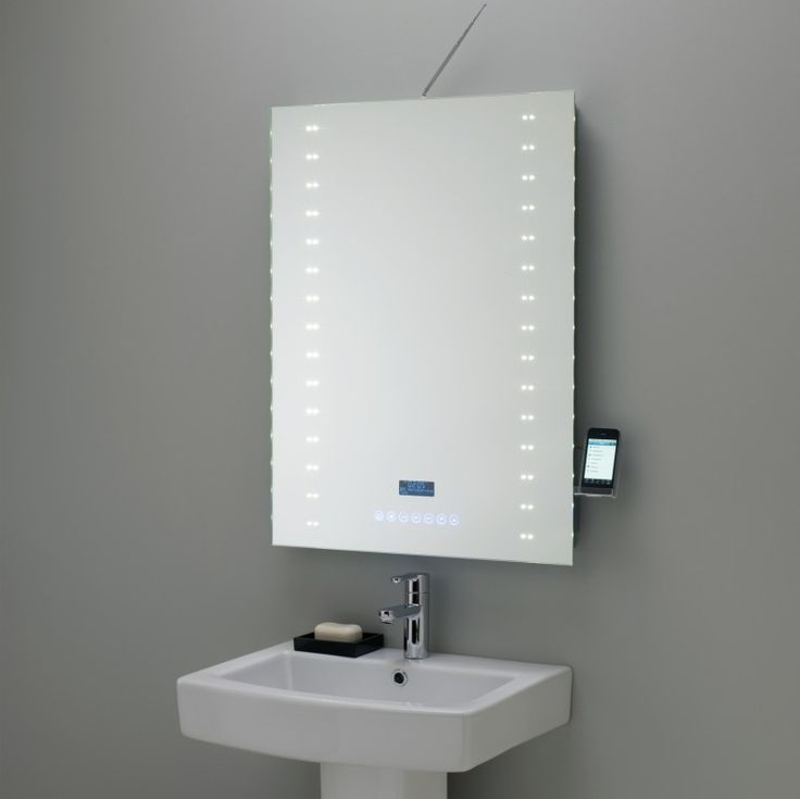 Modern Mirrors For Bathrooms: 25+ Best Ideas About Bathroom Mirrors With Lights On