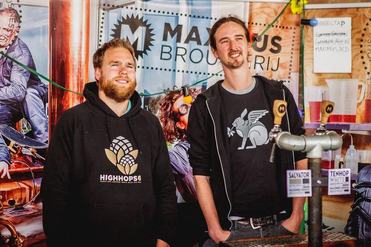Utrechts Bierbrouwers festival 2016