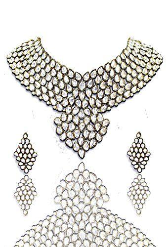 Indian Bollywood Gold Plated Kundan Elegant Party & Weddi... https://www.amazon.com/dp/B01MYEDE3C/ref=cm_sw_r_pi_dp_x_AGcLybAFQSHFV