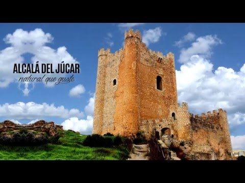 Alcalá del Júcar, Conjunto Histórico y belleza natural. Castilla-La Mancha