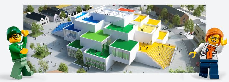 LEGO House is a unique experience house in Billund, Denmark