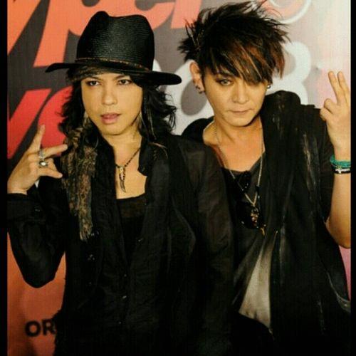 Hyde & K.A.Z // VAMPS