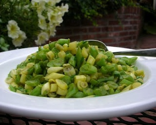 Zesty Green Beans: 000 Zesty, Yellow Beans, Food Side Dishes, Csa Veggies, Green Beans, Zesty Green, Healthy Food, Ooo Zesty, Angle