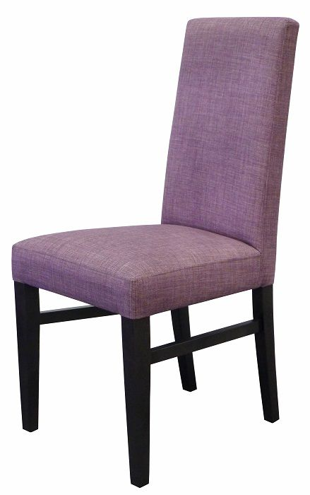 Paris Dining Chair. We've teamed this contemporary high back dining chair with a luxury performance fabric from Agua Fabrics Ltd which offers exceptional stain resistant and waterproof properties. Great for a busy family dining room! Available in 15 beautiful colours and currently on offer for just £89...