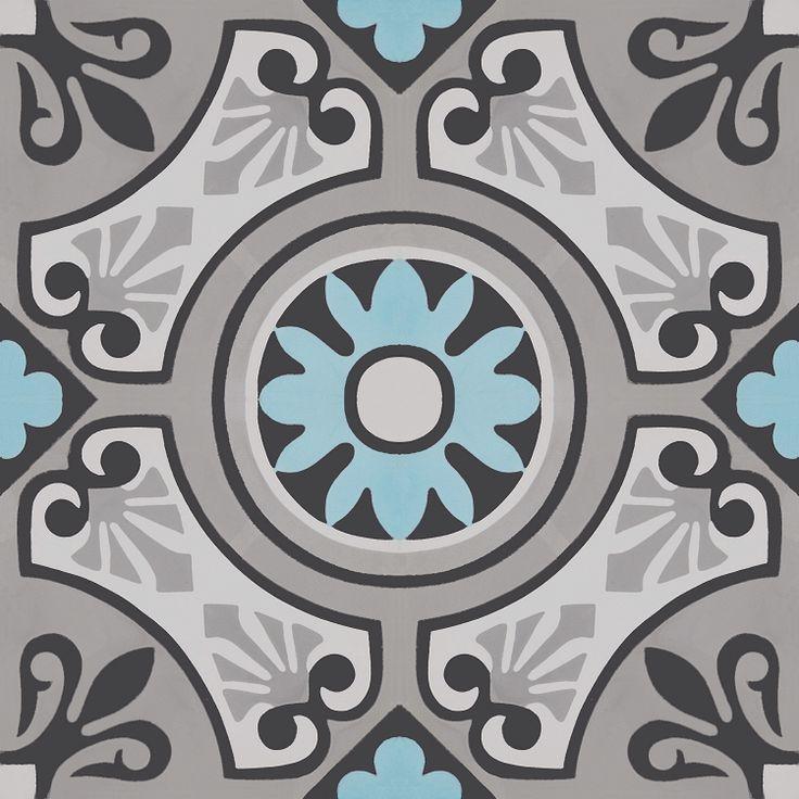 MALCOLM, płytka cementowa ze sklepu Kolory Maroka