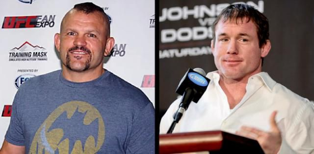 boooo-dont care!!! Dana White Explains Why Chuck Liddell and Matt Hughes Were Fired from UFC MMA Weekly