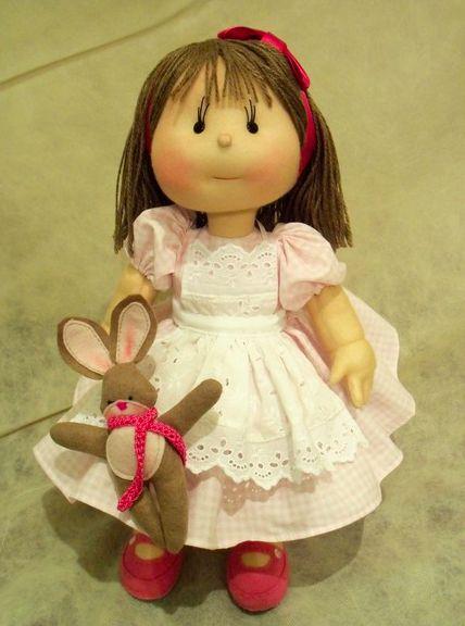 bonecas de pano - Pesquisa Google