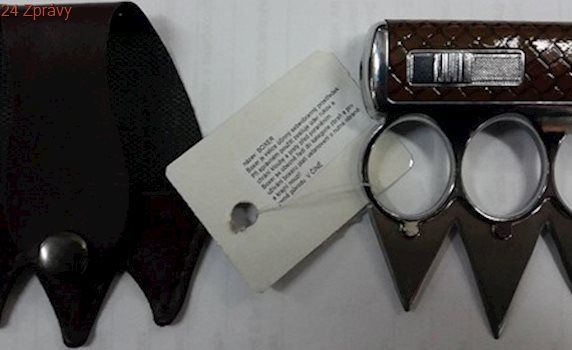 Inspektoři ČOI odhalili zapalovače, které vypadaly jako boxery