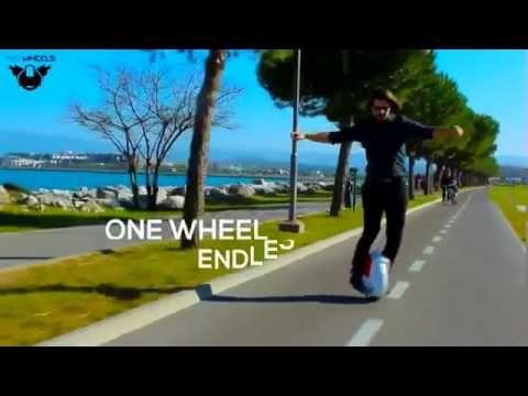 Single Wheel Airwheel X-Series