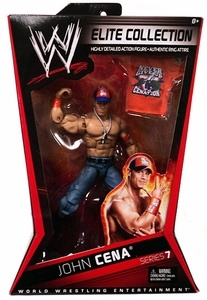 John Cena, WWE Elite series 7