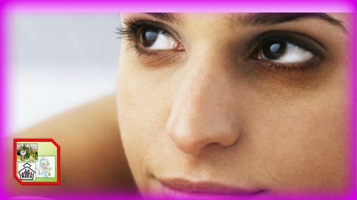 Disimula las ojeras con estos 5 pasos - Sencillos y fáciles