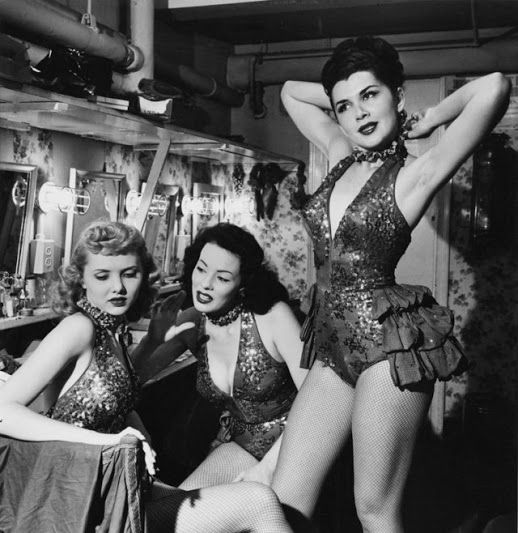 Las Vegas Showgirls, 1960's