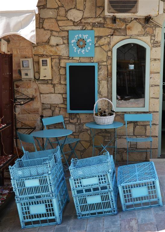 shop in agia galini! My favorite!