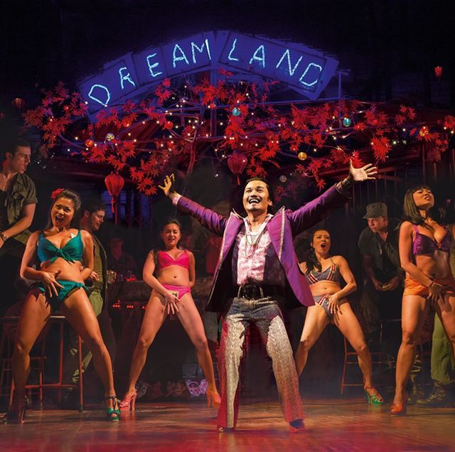 Musical Theatre News: Two Miss Saigon movies - the Danny Boyle film and 25th Anniversary Performance