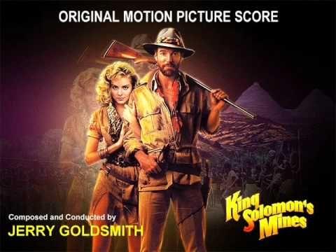 KING SOLOMON`S MINES Soundtrack Score Suite (Jerry Goldsmith)