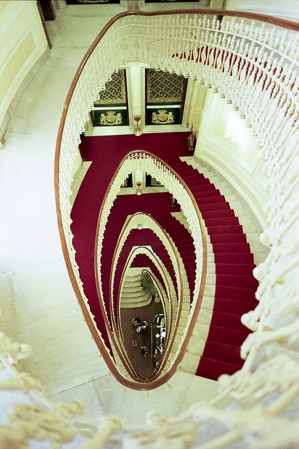 Bristol Palace Hotel in Genoa, Italy