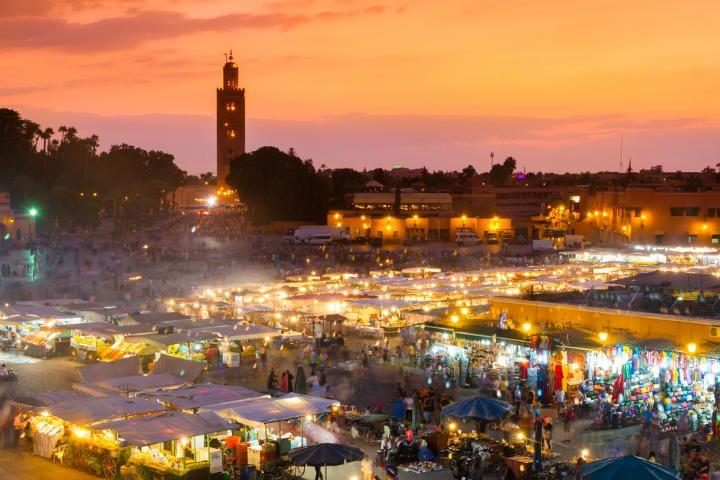 #Marrakesh #Morocco #casinotrip