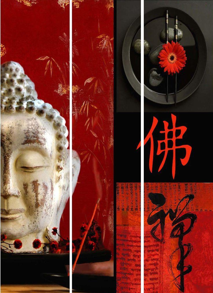 Die besten 25+ Buddha Wohnzimmer Ideen auf Pinterest | Schwarzes ...