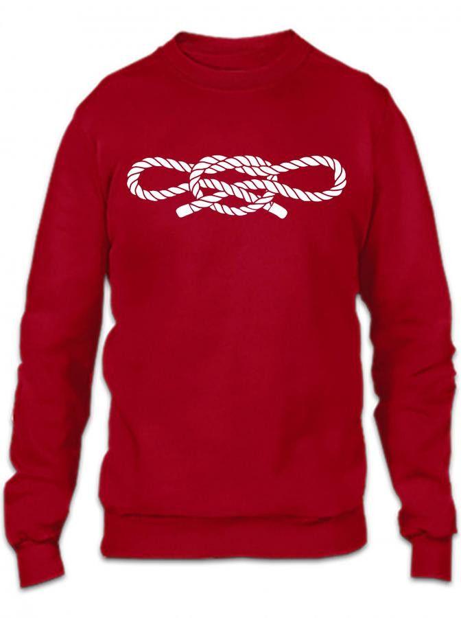 Rope Handcuffs - Pablo Escobar Crewneck Sweatshirt