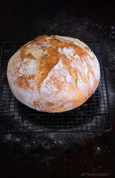 Yummy Baker: Vaivaamaton leipä