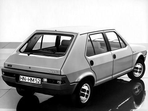 Fiat Ritmo 5-door (1978 - 1982).