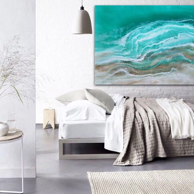 Just sold my painting, Tranquility.