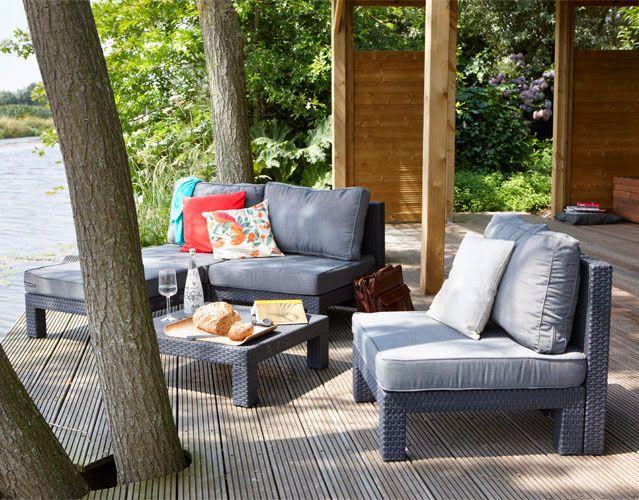 Les 25 meilleures idées de la catégorie Salon jardin allibert sur ...