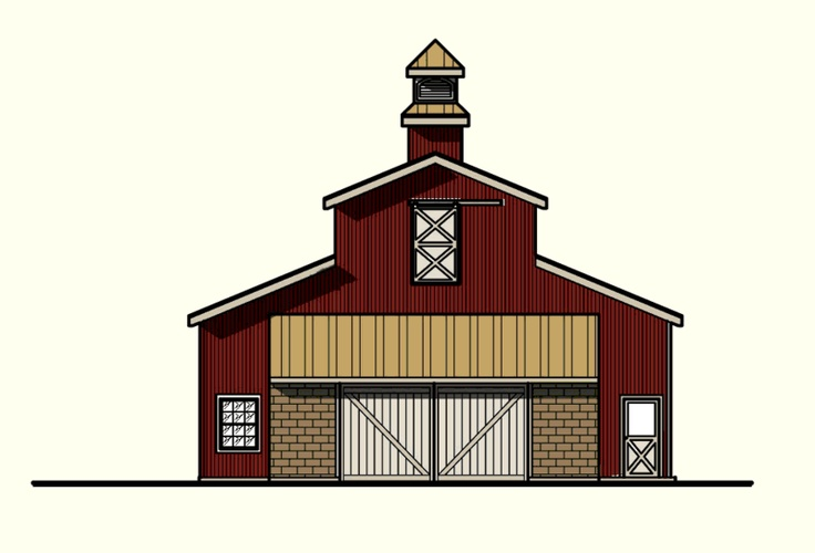 Pin By Henry Goodnow On Barns Pinterest Barn With