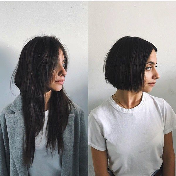 Short Straight Hairstyle For Round Face Short Straight Hairstyles 2019 Hairstyle Hairstyles Round Sho Straight Hairstyles Short Straight Hair Hair Styles