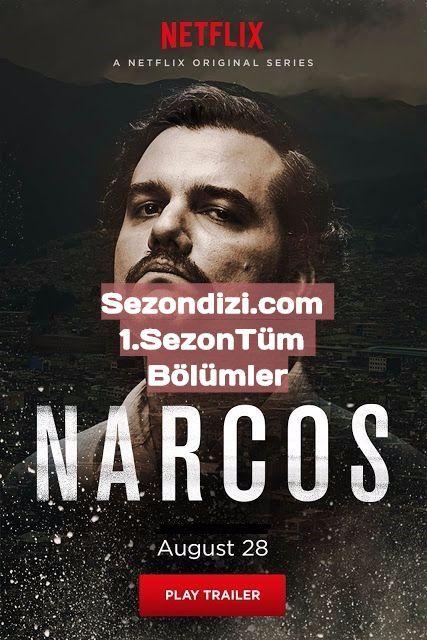 Narcos - 1. Sezon 1. Bölüm, en iyi uyuşturucu konulu dizi olmayı başaran efsane Pablo Escobar dizisi Narcos (Narkoz).