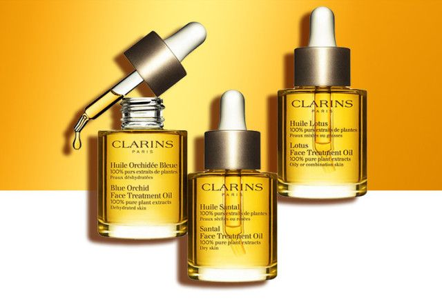 Clarins Face Treatment Oil | Fit for a Femme's Holy Grail Products
