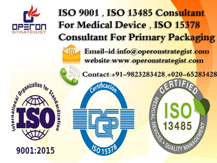 ISO 13485 , FDA ,USFDA 510(k), CE Marking , USFDA 21 CFR part 820 Certification Consultant For Medical Device Manufacturers: Benefits of ISO 13485 Certification: *In Case You Are looking to operate expand locally or internationally , ISO 13485 certification Can help you improve performance , Eliminate uncertainty and increase market opportunities. *Companies with ISO 13485 certification communicate a commitment to quality to both customers and regulators. • Expand Access to more markets…