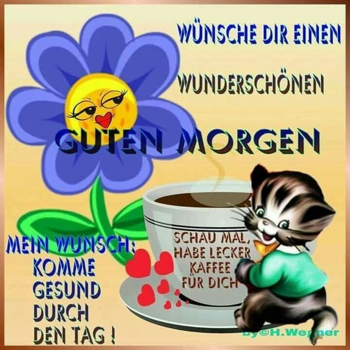 Guten Morgen Gruß Whatsapp #GutenMorgenGrußWhatsapp ...